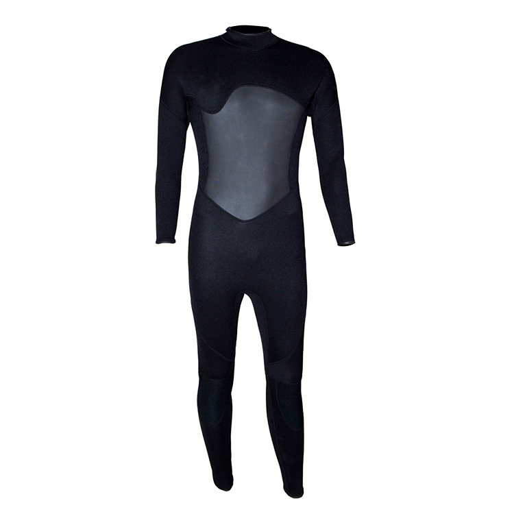 long sleeve wetsuit backzip from china for diving-1
