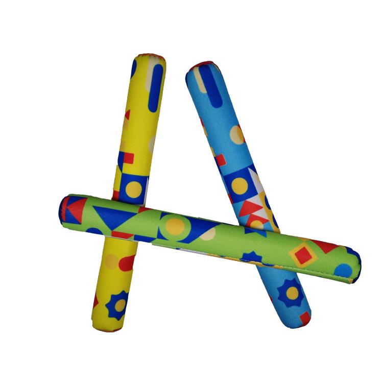 Designed for kids pool swimming neoprene dive stick toys