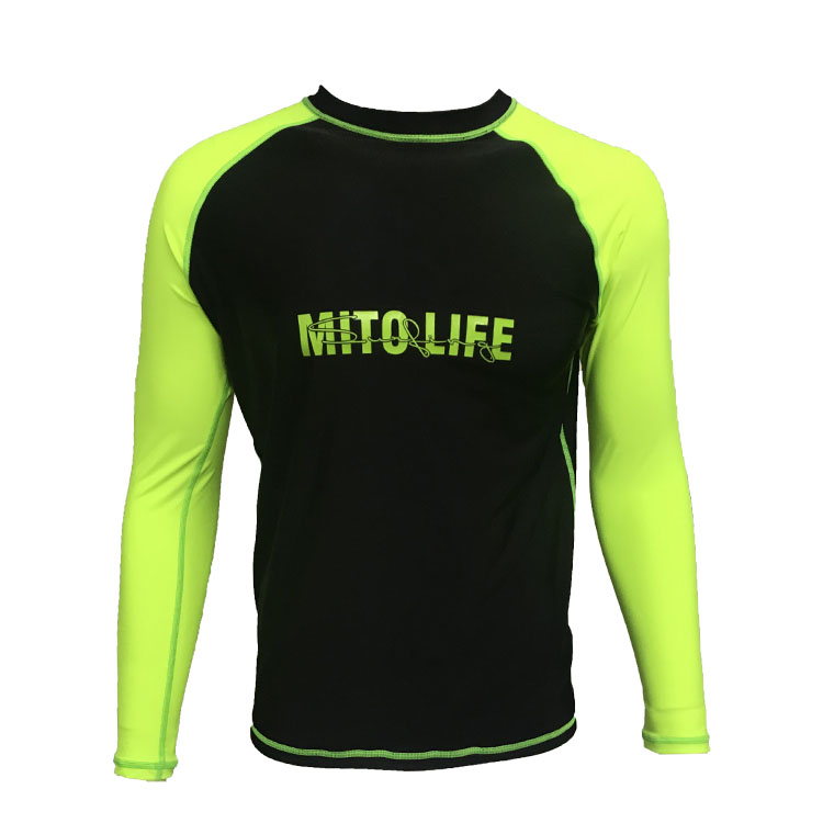 Huaxing fit ladies rash guard producer for swimming-2