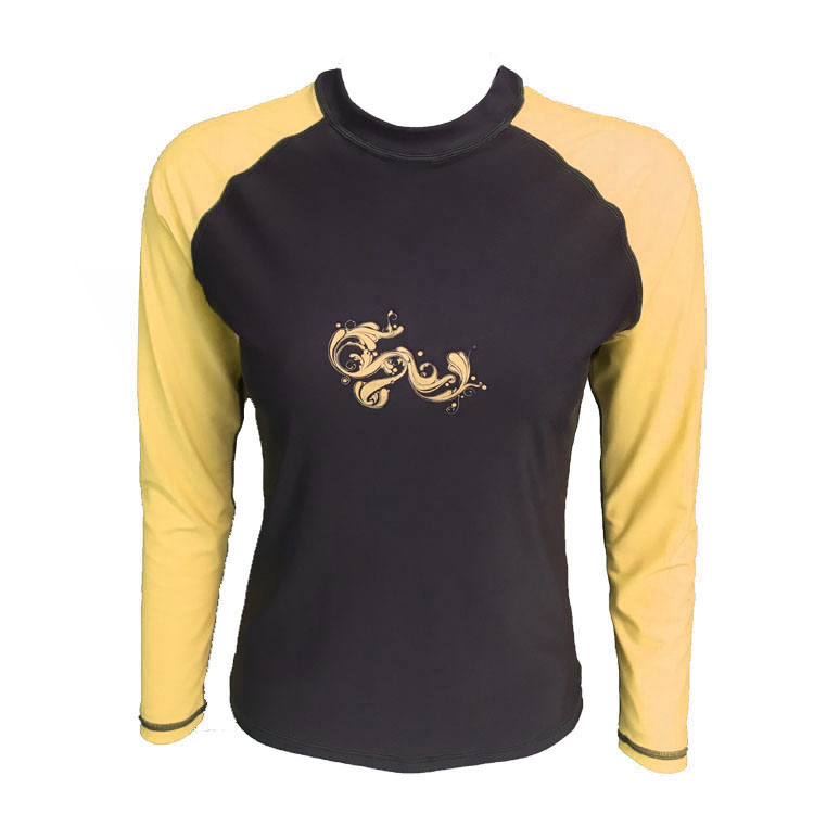 Huaxing high quality men rash guard producer for stand up paddle surfing-1