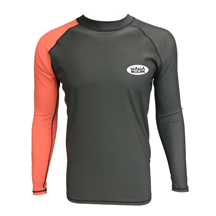 Huaxing good-looking ladies rash guard for snorkeling-2
