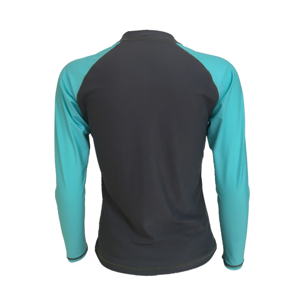 Huaxing comfortable ladies rash guard for kitesurfing-1
