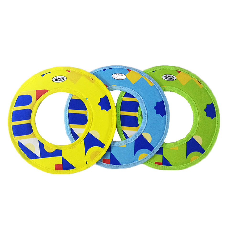 Custom flying disc ring toy for beach game mini flying disc