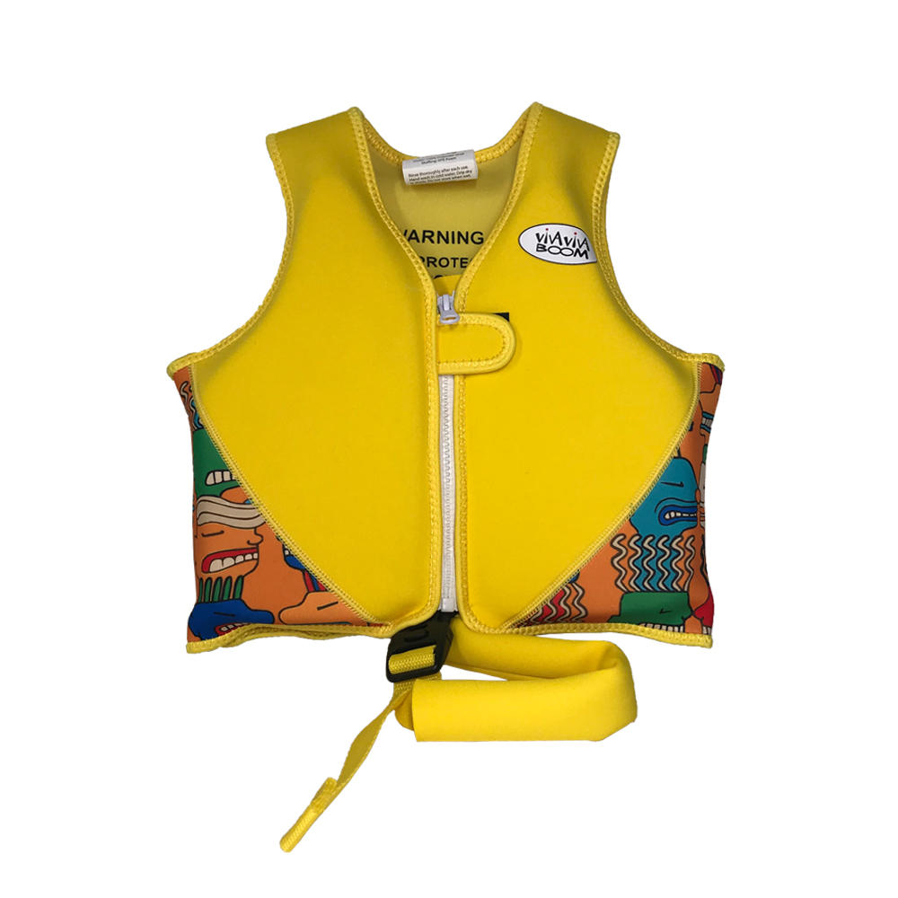 Newly designed swim vest for kids high quality swim vest