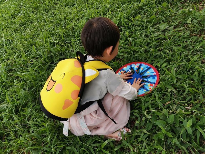 Neoprene backpack for kids