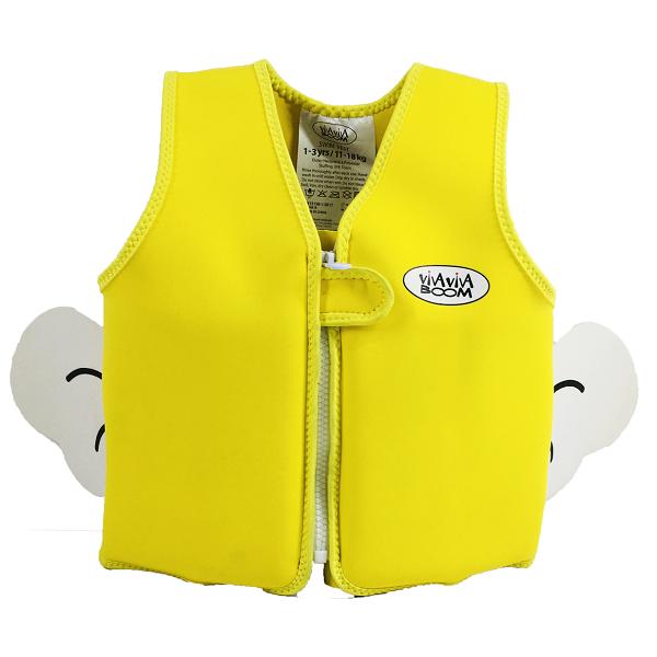 Newly designed bee swim vest for kids high quality custom swim vest
