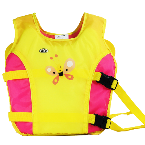 resonable price baby swimming life vest printing from manufacturer for kids-1