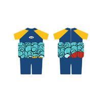 Hot Sale Kids Swim Vest Wholesale Life Jacket Buoyancy Swimwear