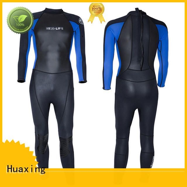 Huaxing soft wetsuit bulk production for surfing