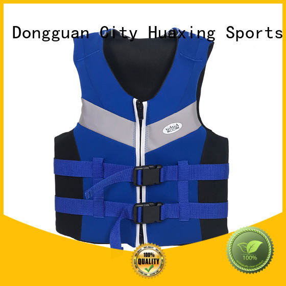 Huaxing breathable puddle jumper swim vest grab now for swimming