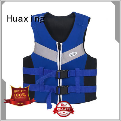 Huaxing lycra best toddler swim vest from manufacturer for swimming