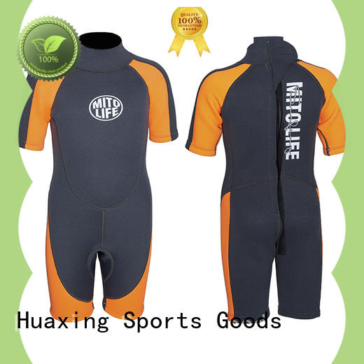 Huaxing fit long sleeve wetsuit vendor for diving
