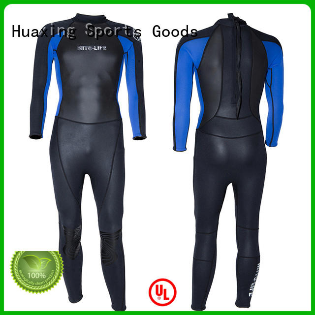 Huaxing fit kids wetsuits vendor for paddle sports