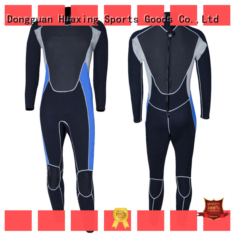 Huaxing fashion design diving suit womens neoprene for surfing