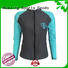 Huaxing fit toddler rash guard for stand up paddle surfing