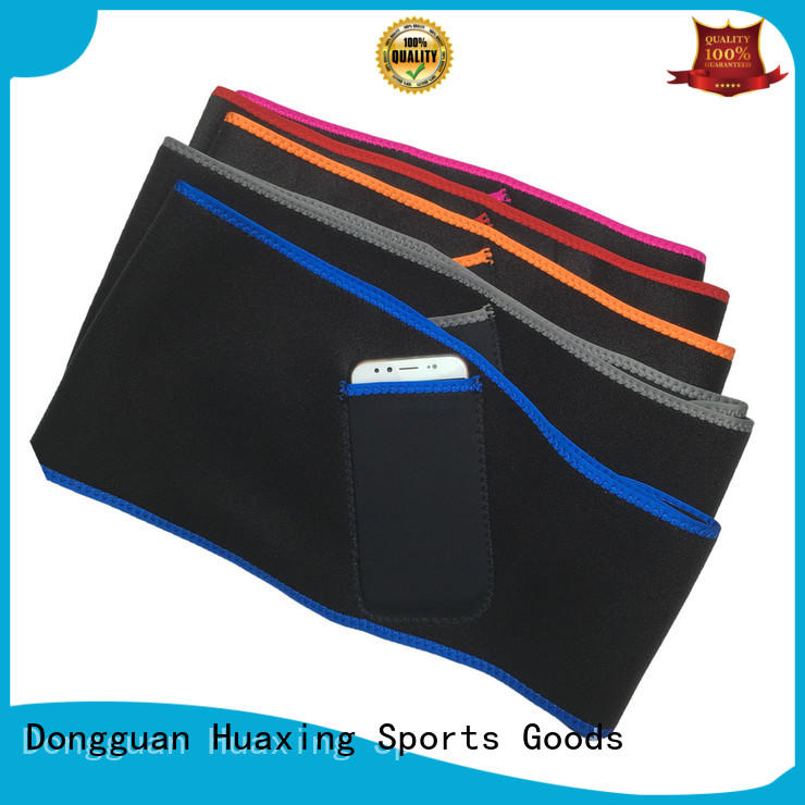 Huaxing high quality neoprene knee brace wholesale for sport