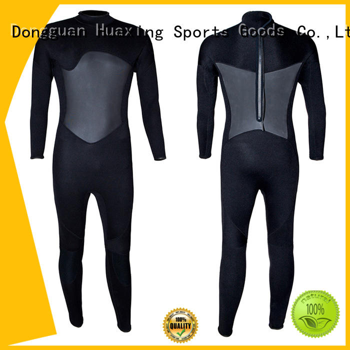 backzip ladies wetsuit manufacturer for surfing Huaxing