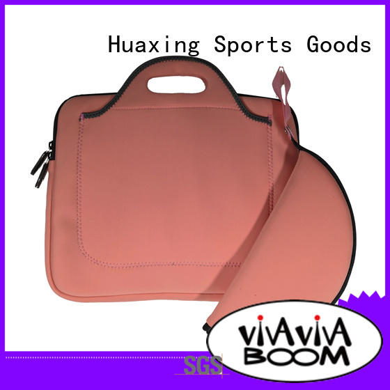 Huaxing colorful neoprene laptop case factory price for women