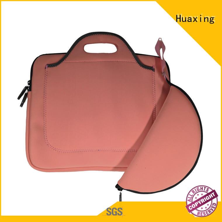 Huaxing fashion design neoprene sleeve owner for women