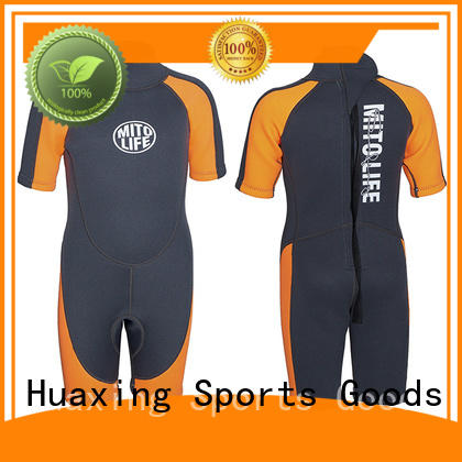 women waterproof wetsuits producer for surfing Huaxing