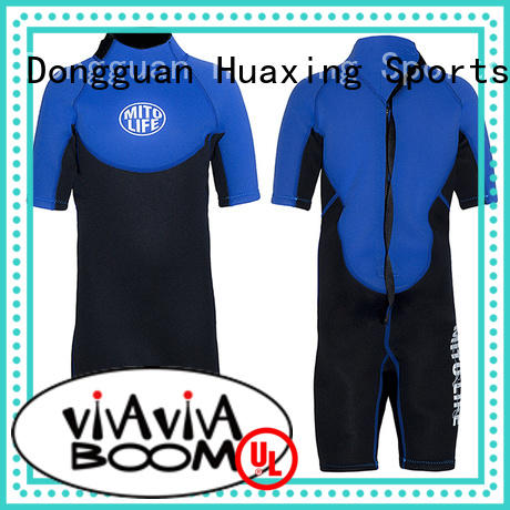 stretch surfing wetsuit bulk production for paddle sports Huaxing