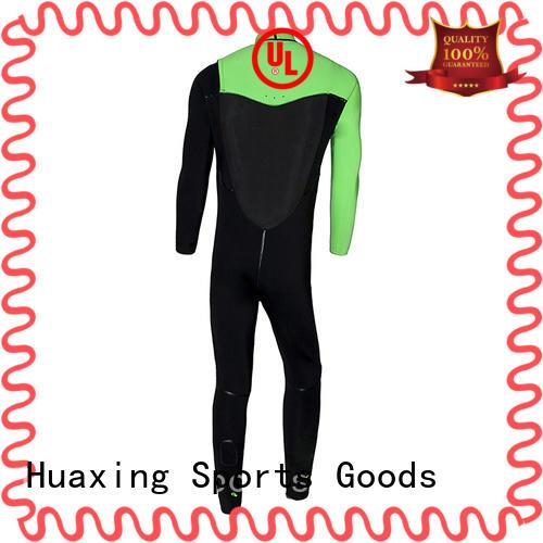 Huaxing waterproof ladies wetsuit woman for surfing