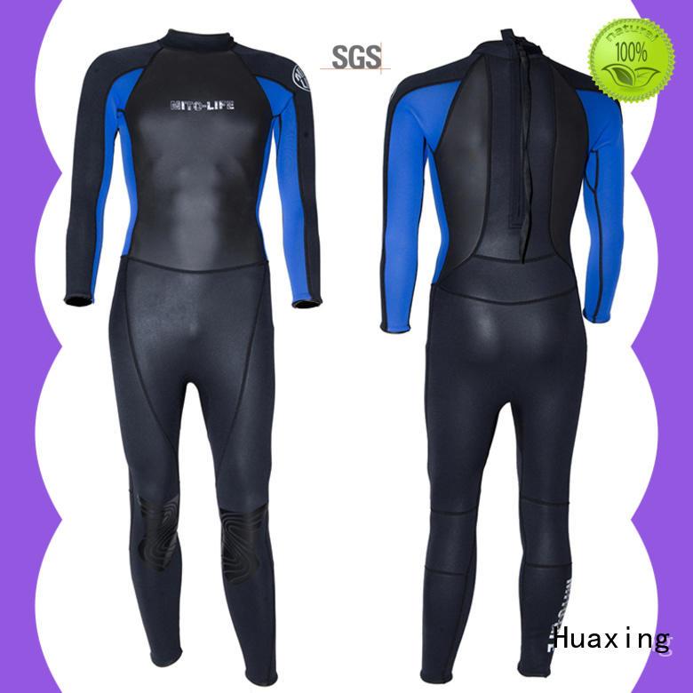 waterproof black wetsuit neoprene producer for surfing