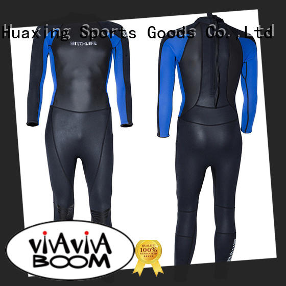 Custom top 5mm 7mm surfing neoprene fabric printing triathlon spearfishing diving surfing wetsuit