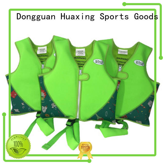 Huaxing high-quality adult swim vest producer for swimming