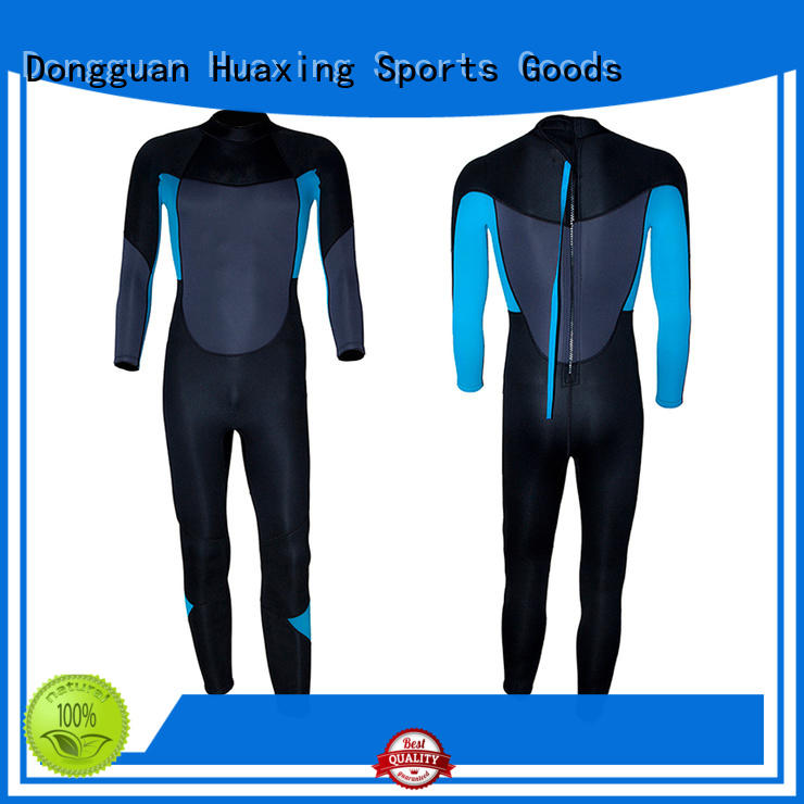 Huaxing female wetsuit producer for paddle sports