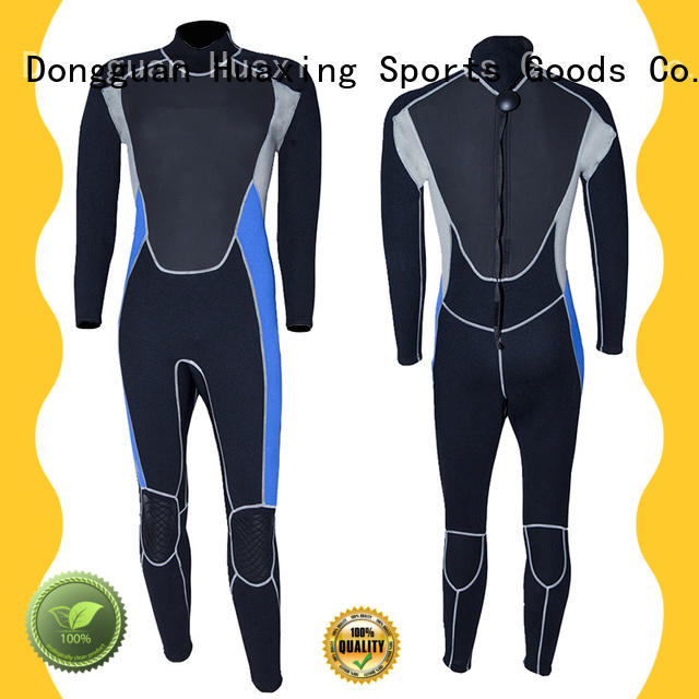 warmful and high quality long sleeve surfing neoprene diving wetsuit