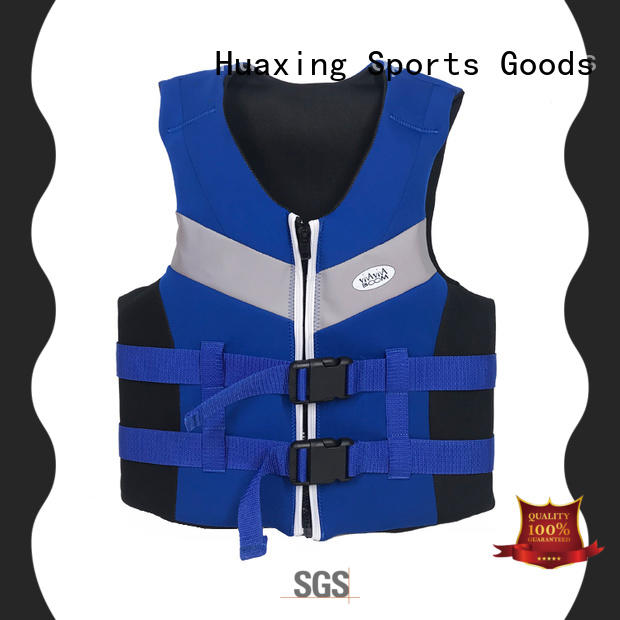 Huaxing aid toddler swim vest from manufacturer for swimming