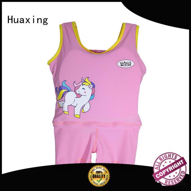 Huaxing perfect girls swim vest vendor for swimming