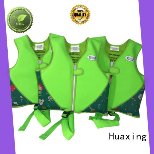 Huaxing perfect super soft swim vest shop now for swimming