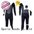 Huaxing superior black wetsuit owner for paddle sports