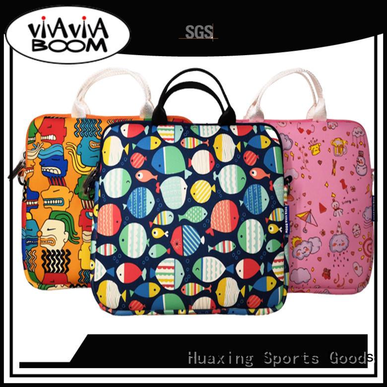 Huaxing cute neoprene handbag wholesale for children
