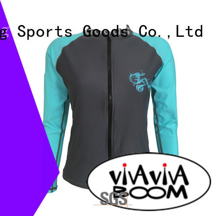 colorful womens rash guards in china for kitesurfing Huaxing
