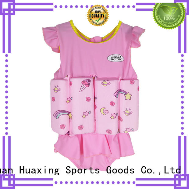 baby best swim vest for 1 year old bulk production for swimming Huaxing