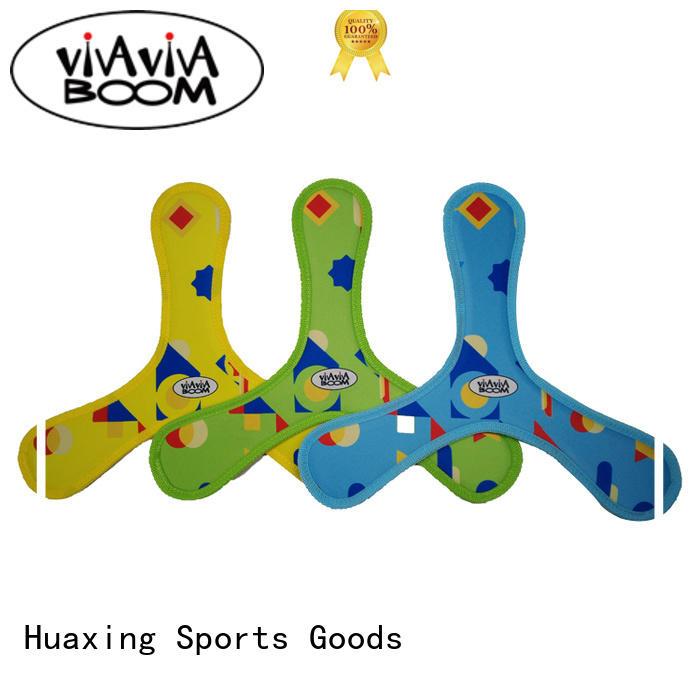 Huaxing fashion design beach tennis set manufacturer for beach game