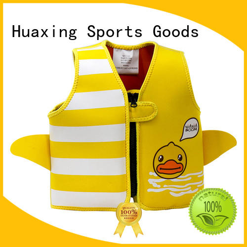 Huaxing quick dry womens swim vest soft for swimming