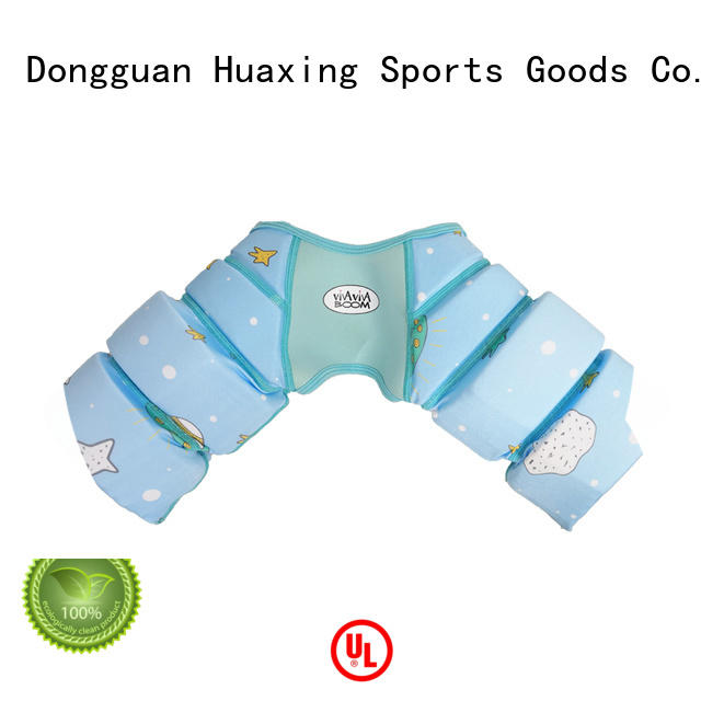 Huaxing breathable super soft swim vest shop now for swimming