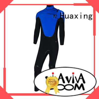 Huaxing high-quality best scuba wetsuit dive for lake activities