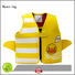 Huaxing colorful best toddler swim vest bulk production for swimming
