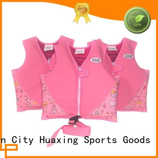Huaxing resonable price infant swim vest shop now for swimming