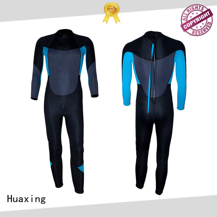 Huaxing fit diving suit manufacturer for surfing
