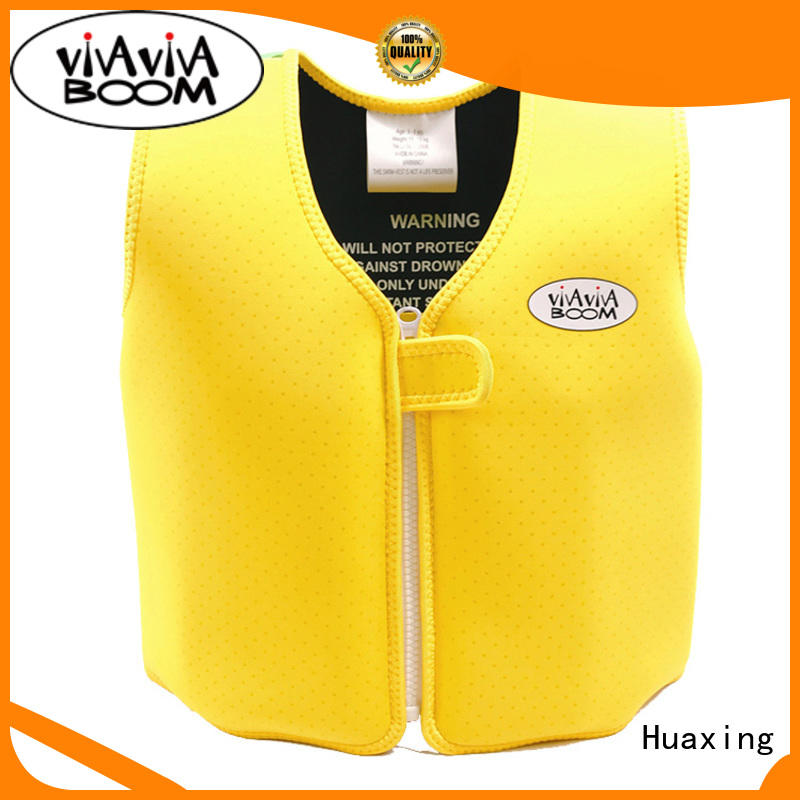 high-reputation kids swimming life jacket design bulk production for swimming