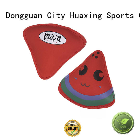 Huaxing colorful beach tennis game bulk production for children