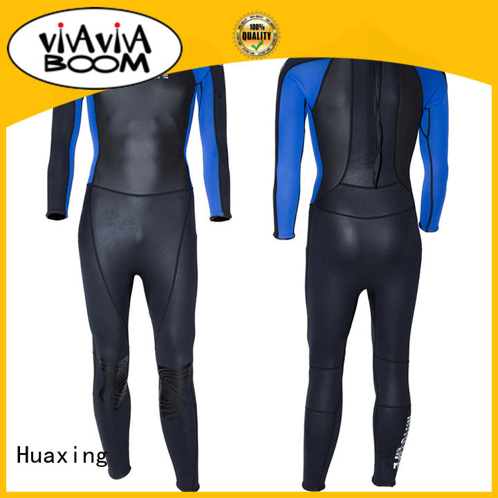 Huaxing fit female wetsuit producer for lake activities