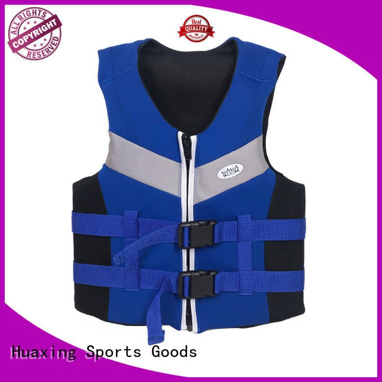 infant girls swim vest vendor for swimming Huaxing