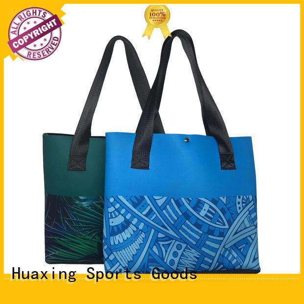 Huaxing style neoprene handbag owner for women